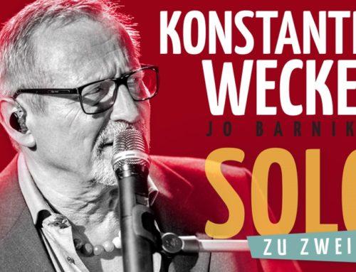 Konstantin Wecker – 04.03.2020 – keine Sorgen Saal – Ried i. Innkreis