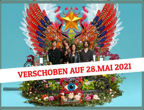 Silbermond – 28. Mai 2021 – Gmunden