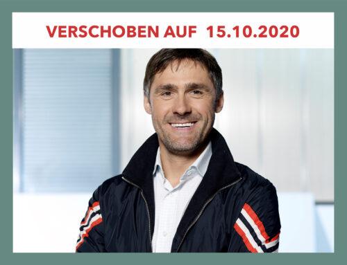 Wolfgang Fasching – 15.10.20 – Haus Salzkammergut Gmunden
