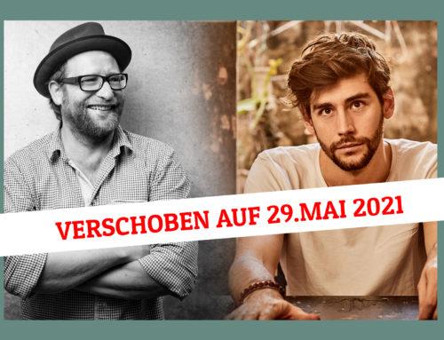 Alvaro Soler – Gregor Meyle 29. Mai 2021 – Gmunden