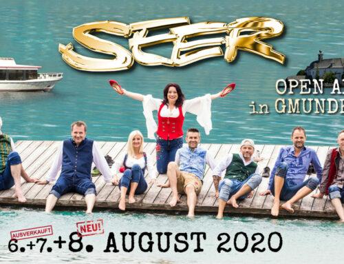 Die SEER – 06.-08. August 2020 – Rathausplatz Gmunden